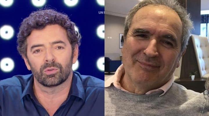 Alberto Matano Lamberto Sposini
