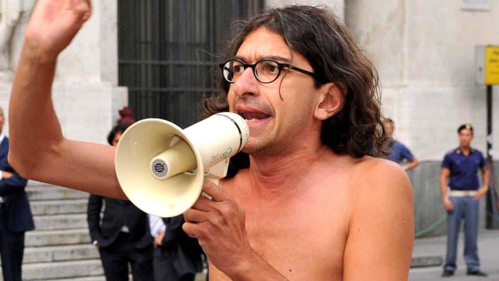 Gabriele Paolini condannato a 8 anni di carcere