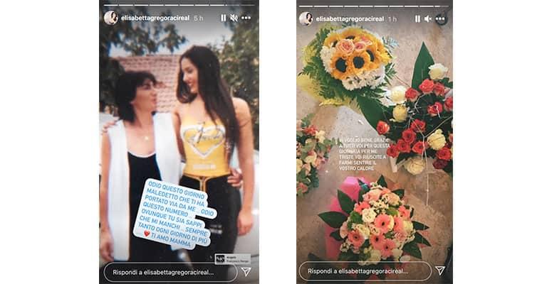 Instagram Stories di Elisabetta Gregoraci