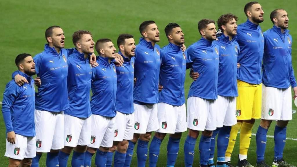 Italia nazionale di calcio europei