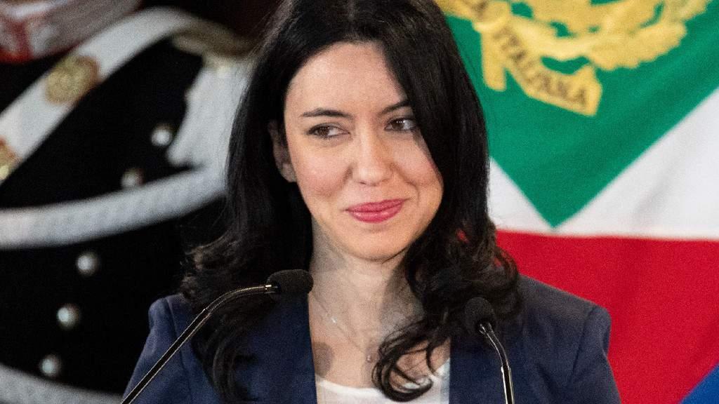 Lucia Azzolina ex ministra dell'istruzione
