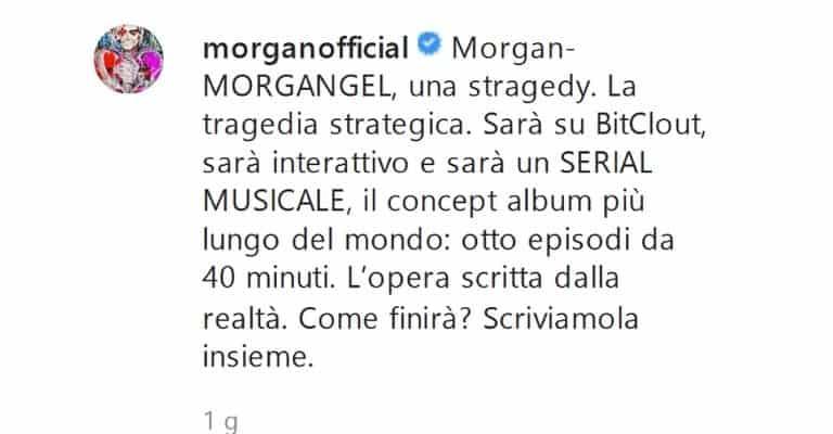 Morgan Tragedia strategica