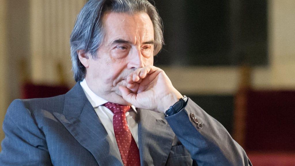 Riccardo Muti stanco della vita