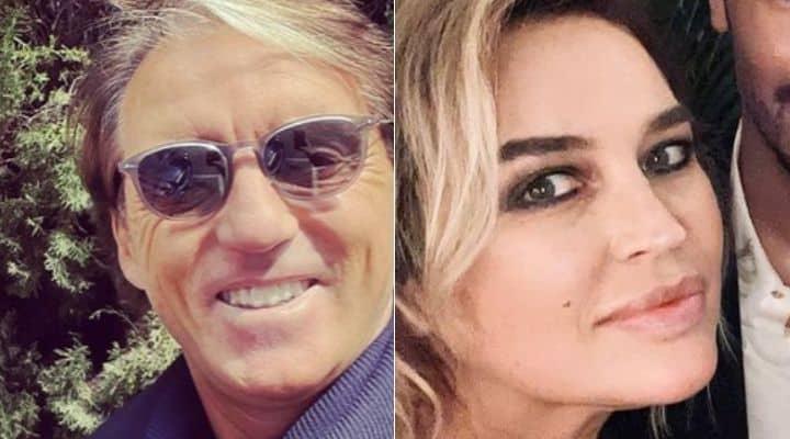 """Lory Del Santo, l'incontro, la cena e la notte con Roberto Mancini: """"Ho avuto due possibilità: Vialli o lui"""""""