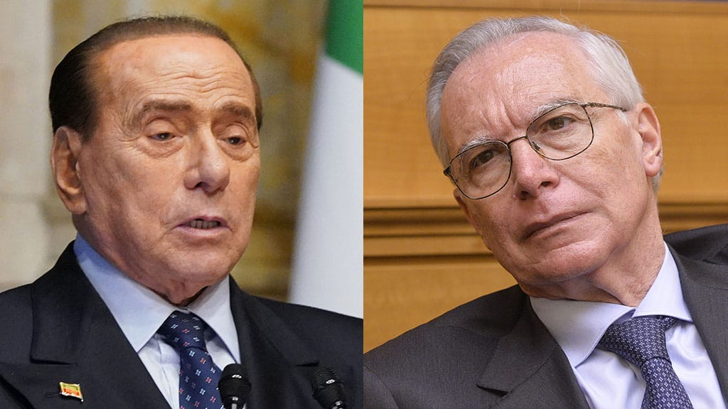 Silvio Berlusconi: messaggio per la morte di Guglielmo Epifani