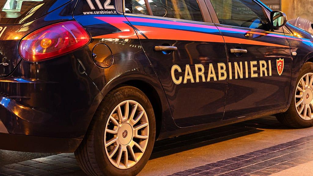 cadavere di un uomo in una cantina a Torino