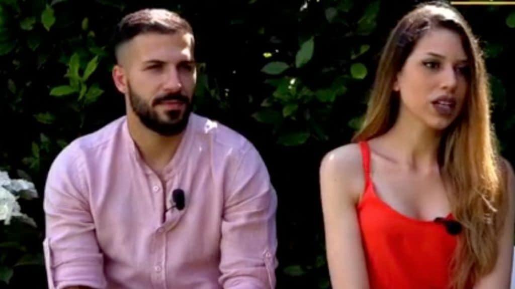 Floriana e Federico sono la sesta coppia a Temptation Island