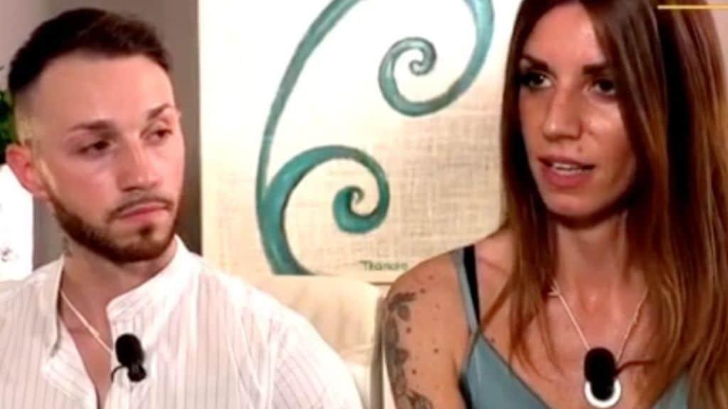 Jessica e Alessandro, la quarta coppia a Temptation Isalnd