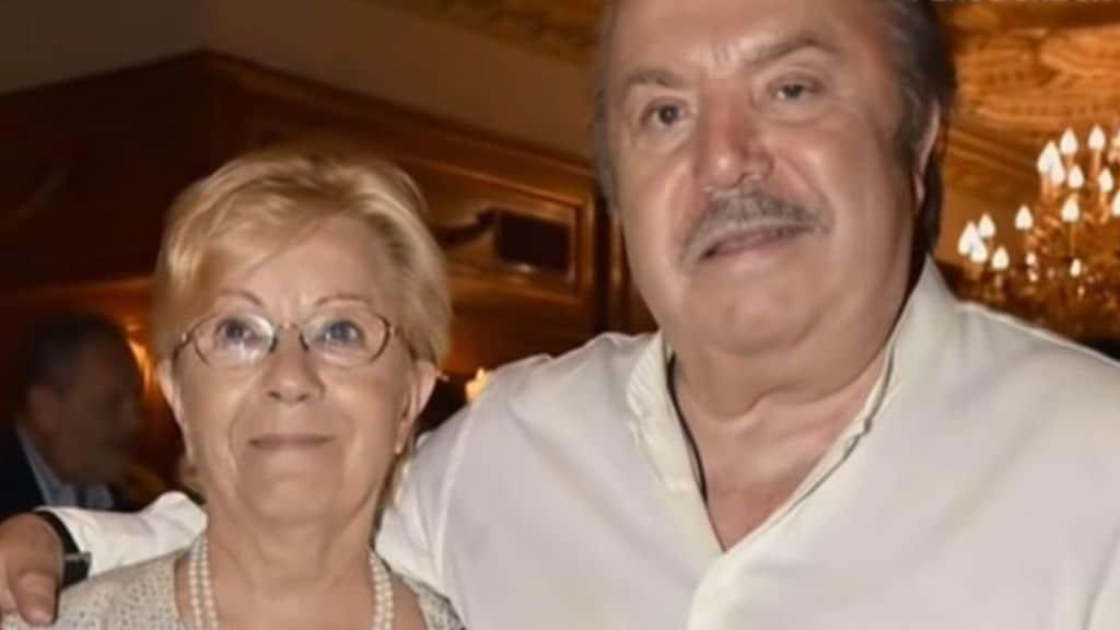 Lino Banfi e la moglie Lucia: una storia d'amore di 70 anni