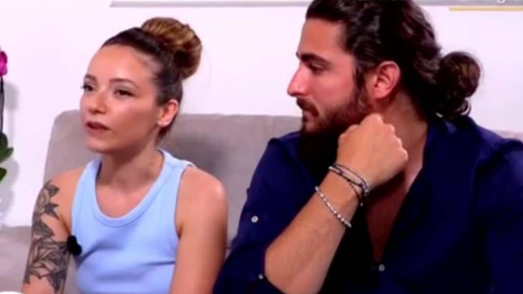 Natascia e Alessio, la quinta coppia a Temptation Island