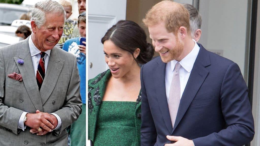 Il principe Carlo non darà il titolo di principi ai figli di Harry e Meghan