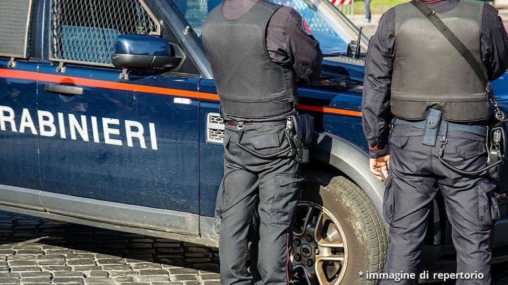 sparatoria Ardea: aggressore barricato in casa