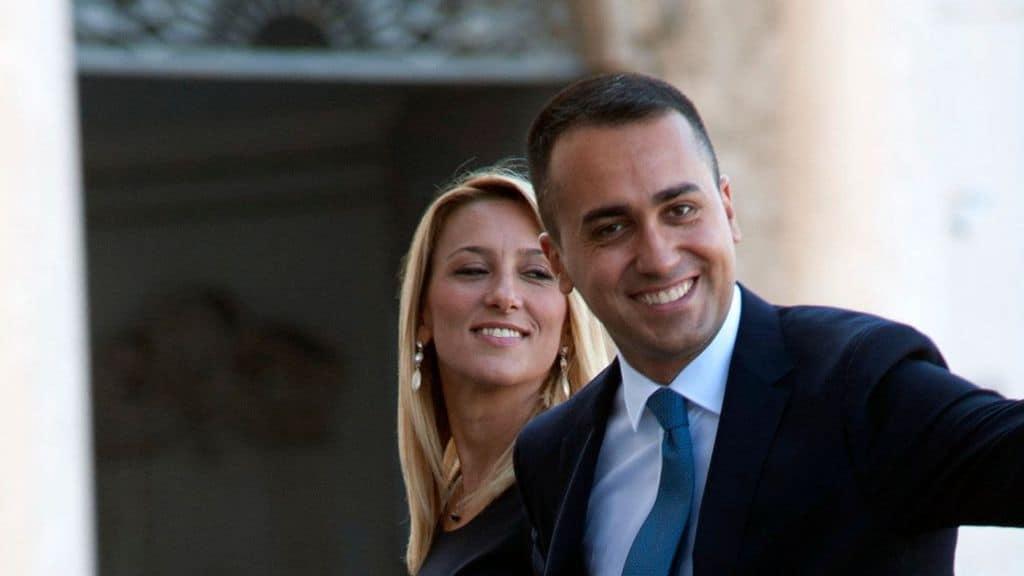 Luigi di Maio e l'amore per Virginia Saba, la verità sul matrimonio: