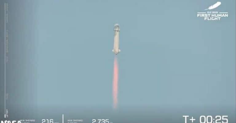 Bezos lancio 3