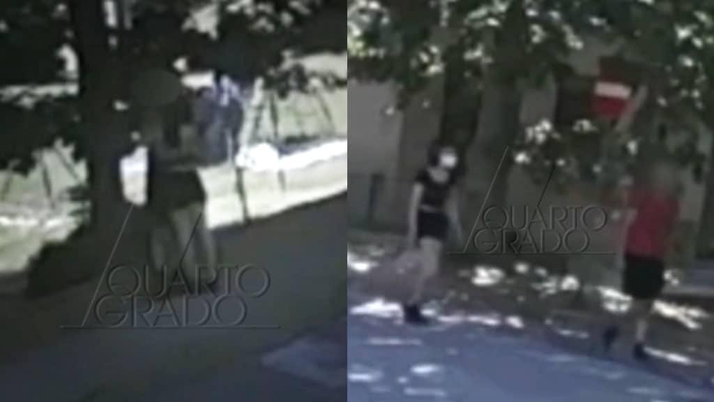 Chiara Gualzetti: le ultime immagini prima dell'omicidio