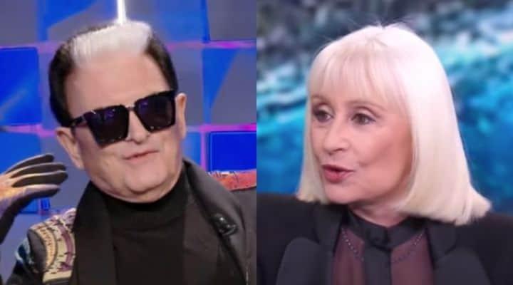 Cristiano Malgioglio Raffaella Carrà