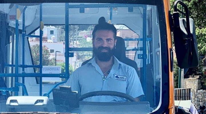 Emanuele Melillo Autista Capri