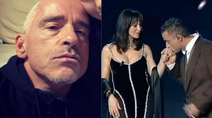 """Eros Ramazzotti si sbottona sul flirt con Monica Bellucci e rivela: """"Sia lei che io eravamo liberi"""""""