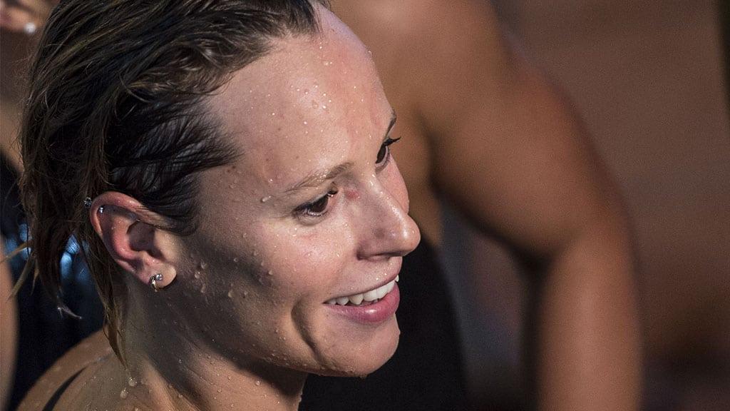 Federica Pellegrini quinta finale olimpica