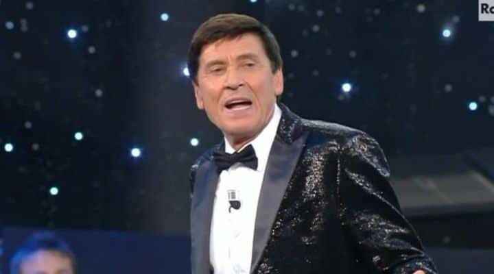Gianni Morandi sul possibile ritorno al Festival di Sanremo 2022 come conduttore: il commento del cantante