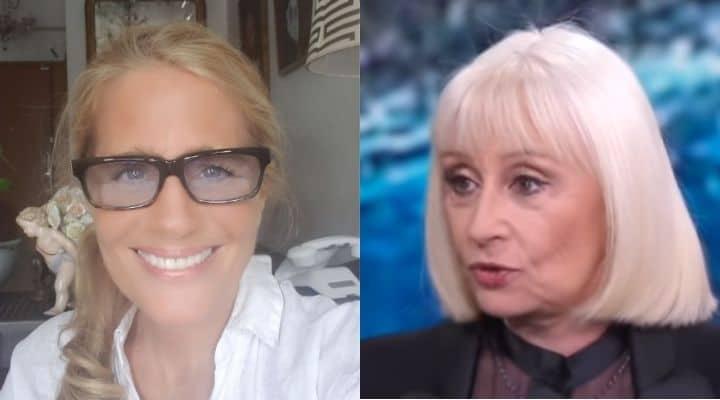 Heather Parisi Raffaella Carra