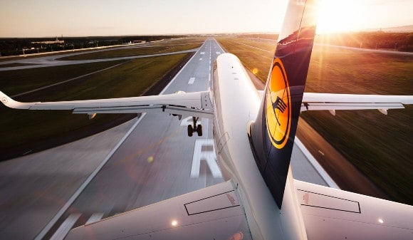 Buongiorno Lufthansa