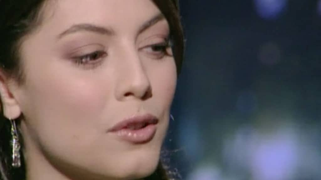Lutto per Alessandra Mastronardi
