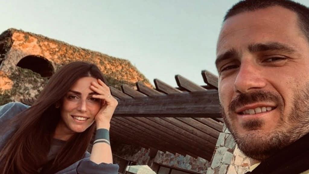 Martina Maccari: post erotico al marito Leonardo Bonucci