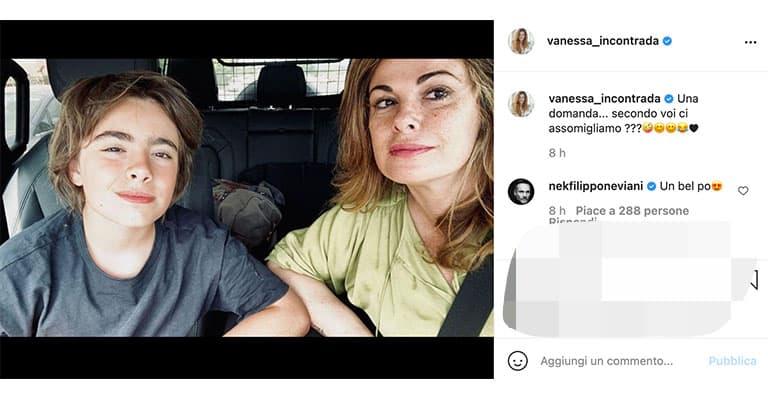 Post di Vanessa Incontrada su Instagram