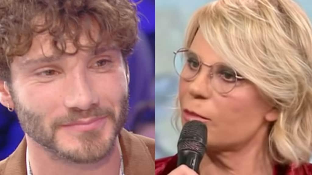 Stefano De Martino rivela il segreto di Maria De Filippi