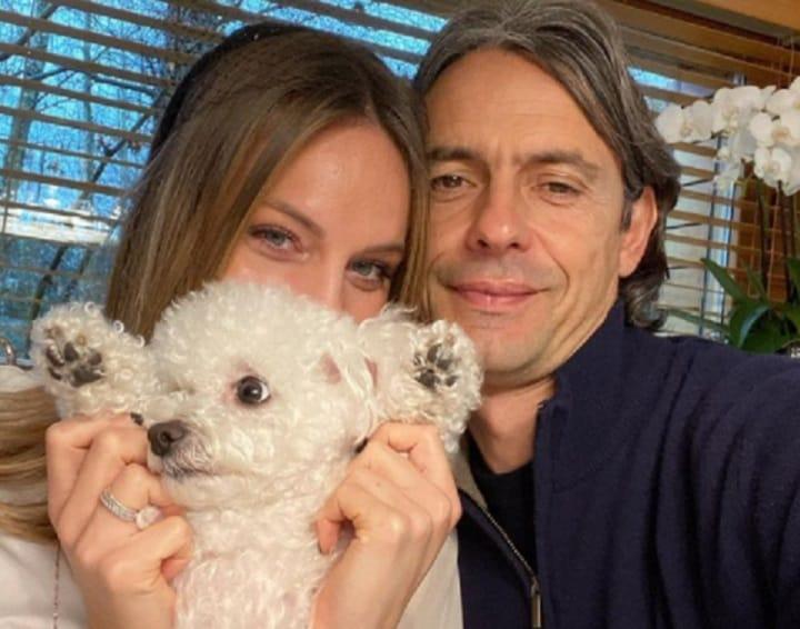 Angela Robusti e Filippo Inzaghi
