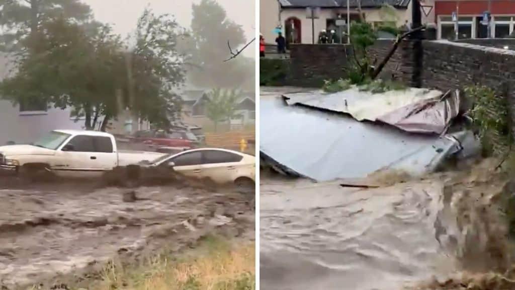 Alluvione in Germania, più di 40 morti e 70 dispersi