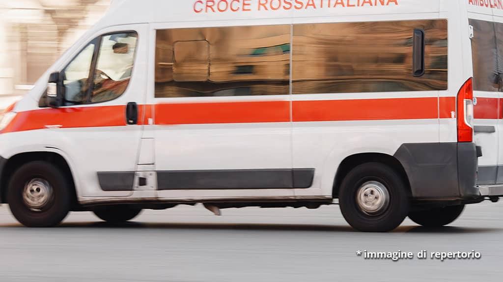 incidente a Rozzano, 14enni travolti
