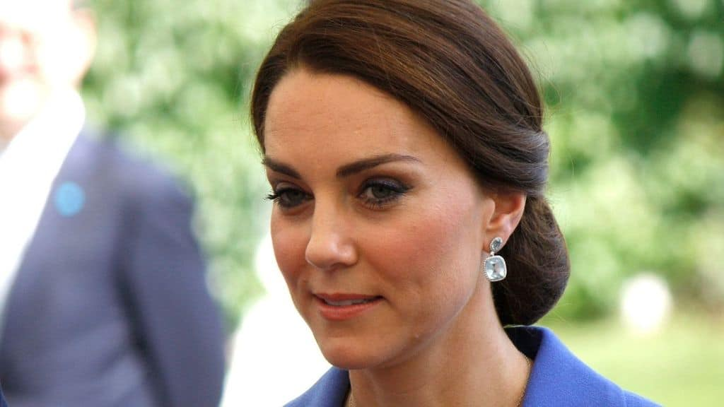 Kate Middleton in isolamento