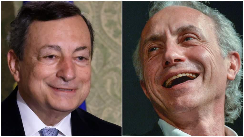 Travaglio: Draghi non capisce un ca**o