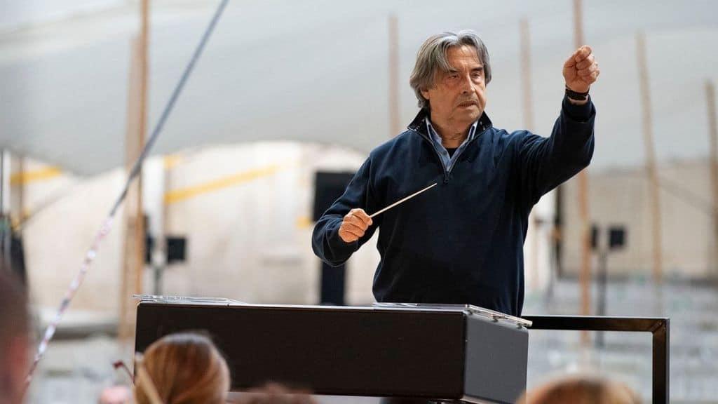 Riccardo Muti compie 80 anni