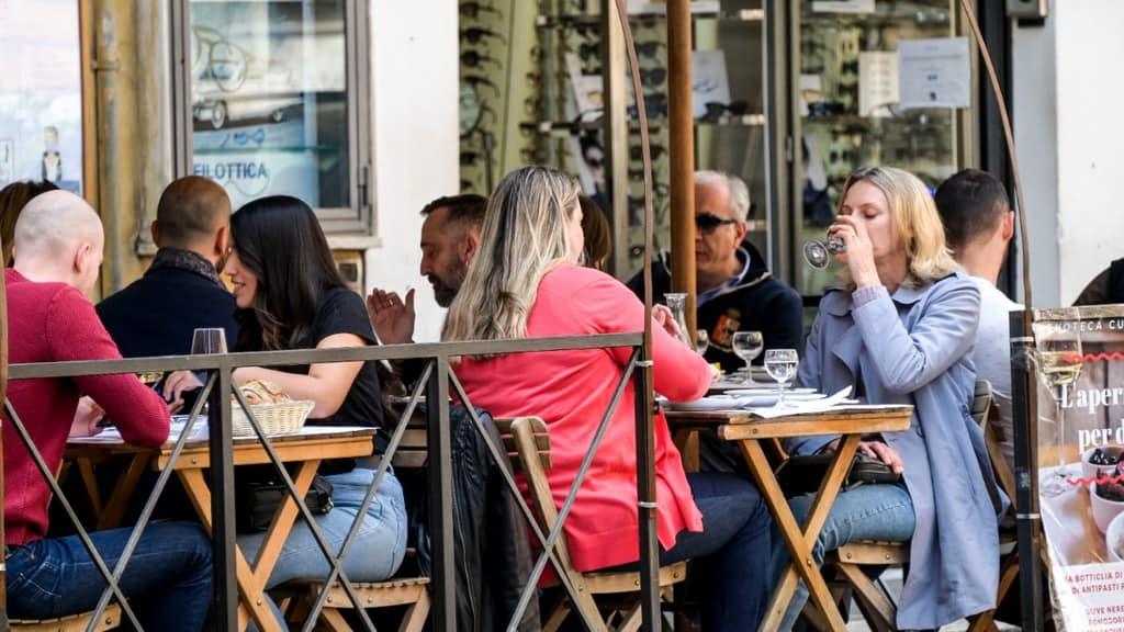 ristorante e green pass