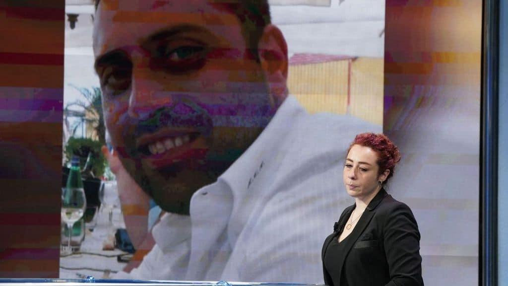 Omicidio Cerciello Rega: Rosa Maria Esilio ricorda il marito