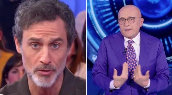 Alfonso Signorini e Raz Degan nella bufera per il Grande Fratello Vip: la polemica senza freni sul reality