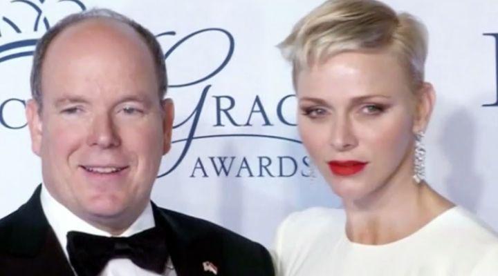 Charlène e Alberto di Monaco di nuovo insieme, con loro ci sono anche i figli: le foto dell'atteso incontro