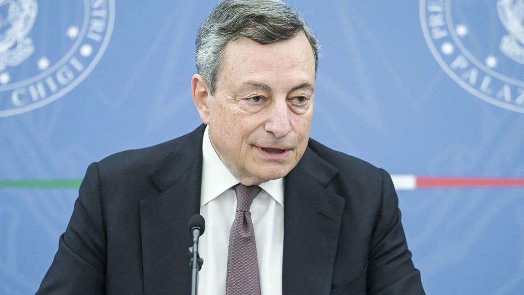"""Afghanistan, Draghi traccia un bilancio dell'impegno italiano: """"Sacrificio dei caduti non è vano, sono eroi"""""""