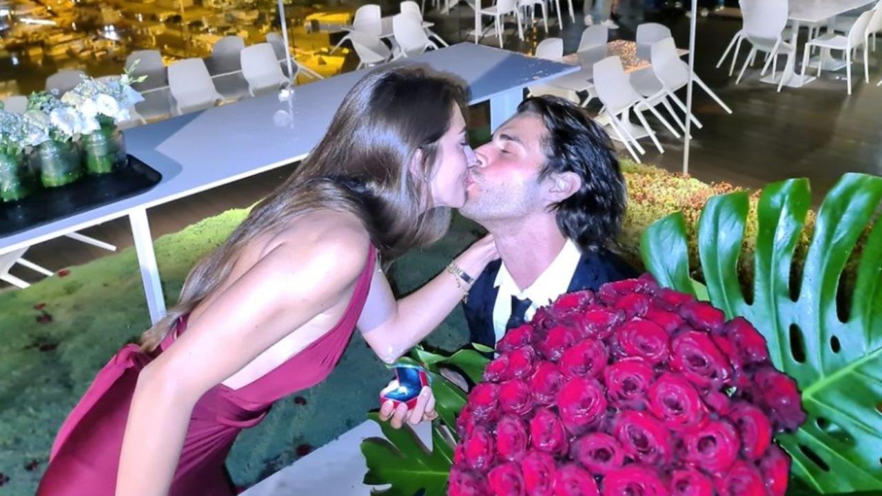 """Gianmarco Tamberi e Chiara Bontempi presto sposi: """"Chiara sarà una mamma perfetta"""". Il racconto del loro amore"""