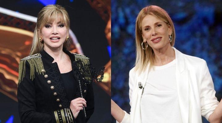 Alessia Marcuzzi a Ballando con le stelle: l'indiscrezione sulla richiesta di Milly Carlucci alla conduttrice