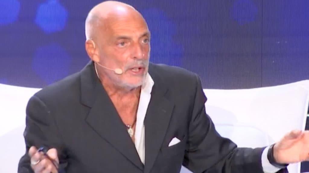 Paolo Brosio: la rivelazione della ex Marialaura De Vitis