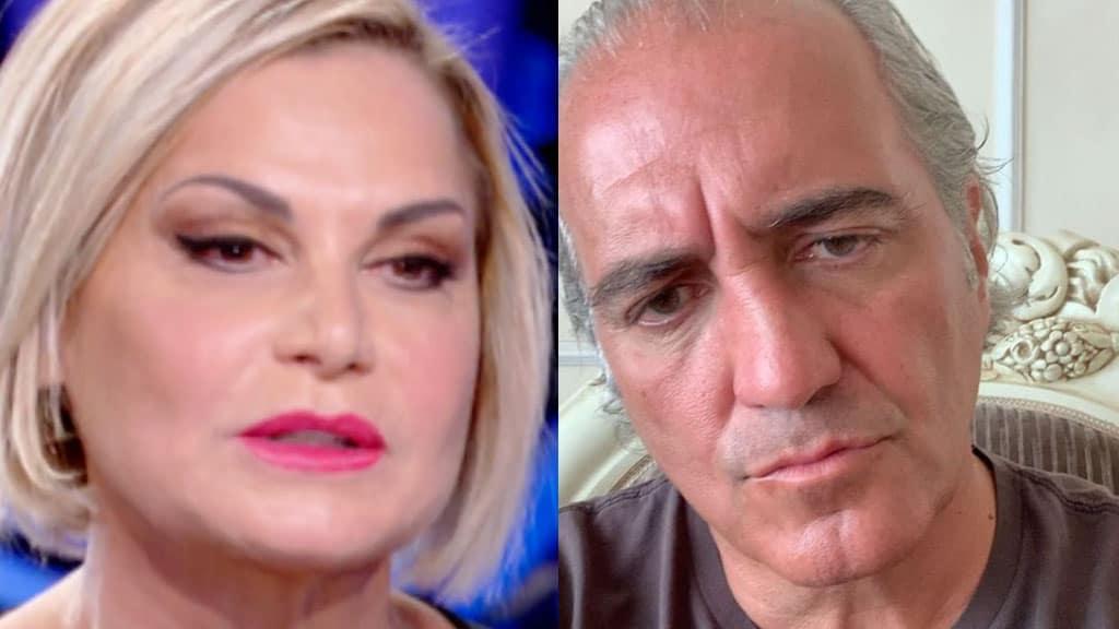 """Simona Ventura, il compagno Giovanni Terzi rivela: """"Una malattia sta uccidendo i miei polmoni"""""""