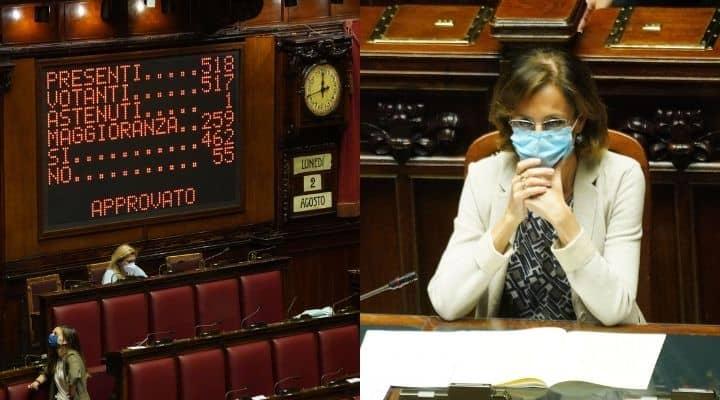 Riforma Giusizia, arriva il primo sì dalla Camera dei Deputati
