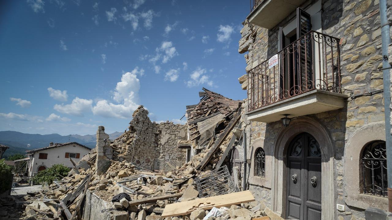 Amatrice: sono passati 5 anni dal terremoto che sconvolse il centro Italia e uccise 299 persone