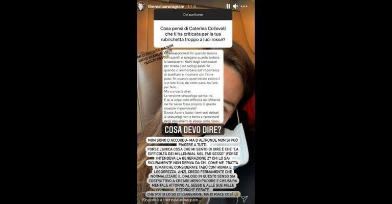 aurora-ramazzotti-risposta-social-caterina-collovati