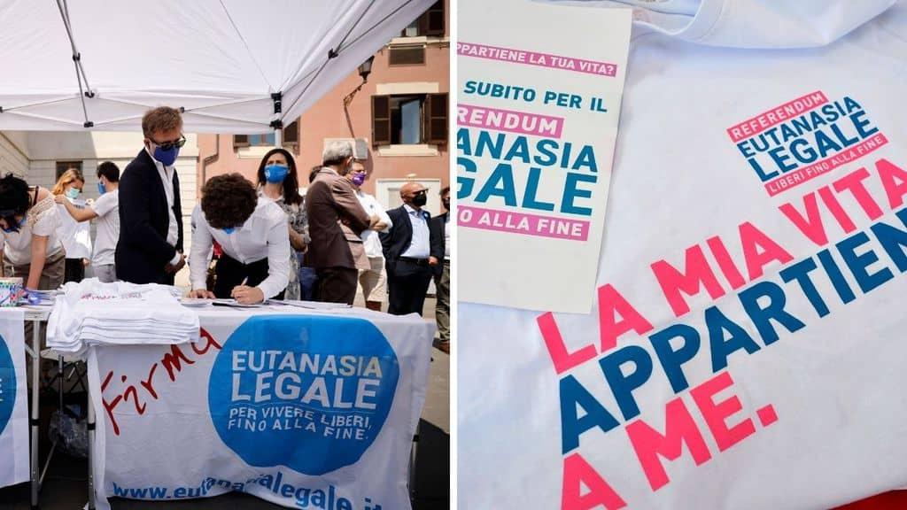 Referendum Eutanasia Legale: venerdì il deposito di oltre 1,2 milioni di firme in Cassazione