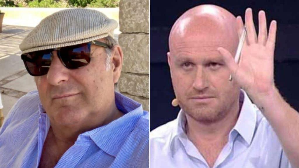 """Gerry Scotti compie 65 anni: """"Sarò un po' sordo?"""". Rudy Zerbi risponde alla foto con una frecciatina"""
